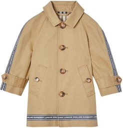 Kids Coat With Applications