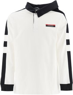 Two-tone Polo Shirt