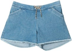 Denim Shorts Chloè Kids