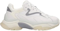 Atomicbis01 Sneakers In White Tech/synthetic