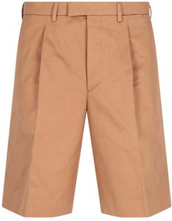 Canvas Bermuda Shorts