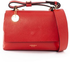Elettraxs Red Leather Bag