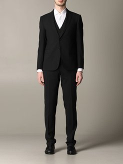 Suit Emporio Armani Single-breasted Suit With Vest
