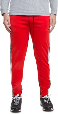 The Melrose Track Pants in Red