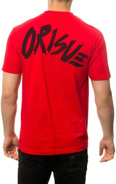 The Skate Punk Tee in Red