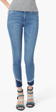 Joe's Jeans The Icon Ankle Mid-Rise Skinny Ankle Women's Jeans in Meryll/Light Indigo   Size 26   Cotton/Polyester/Elastane