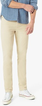 Joe's Jeans The Asher Slim Fit Men's Jeans in White Sands/Tan | Size 30 | Cotton/Elastane