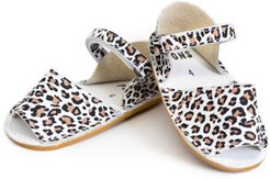 Toddler PONS Classic Style Strap Leopard, 10