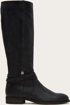 Melissa Belted Tall Wide Calf