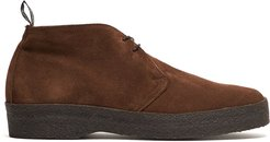 Chukka Boot in Snuff Suede
