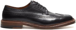 Longwing Blucher In Black Exclusive