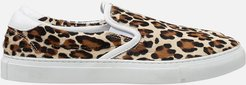 Garda Sneakers in Leopard Haircalf Bandier