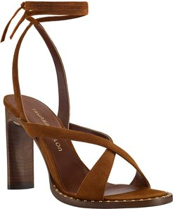 Terra Ankle-Strap Sandals