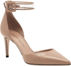 Valletta Ankle-Strap Pumps