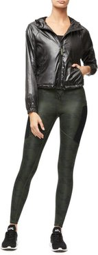 The Fast Track Gloss Jacket Black001, Plus Size 5