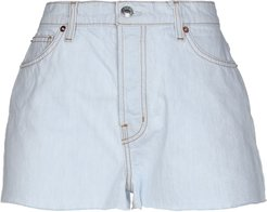 IRO. JEANS Denim shorts
