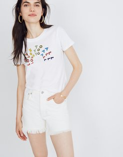 Madewell x Human Rights Campaign Love to All Pride Tee