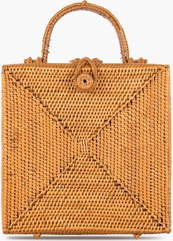 Bembien® Stella Rattan Box Bag