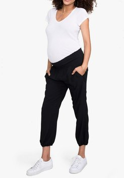 HATCH Collection® Maternity Weekend Smocked Pants