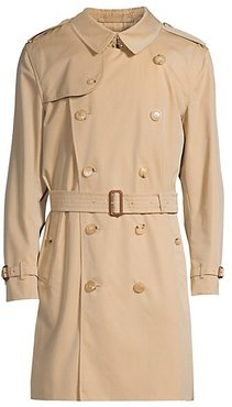 Kensington Heritage Trench Coat - Honey - Size 44