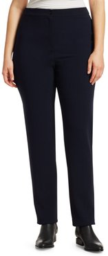 Realta Classic Fit Pants - Navy Blue - Size 20 W