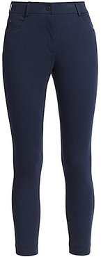 Maren Cropped Pants - Night Sky - Size 8