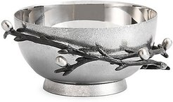 Willow Stainless Steel Nut Dish