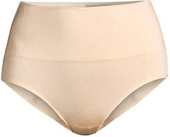 Smooth Series Shaping Briefs - Sand - Size XL