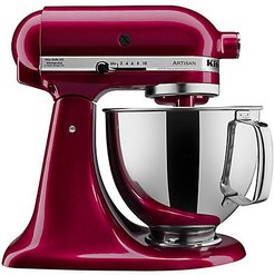 Artisan Series 325-Watt Tilt-Back Head Stand Mixer - Bordeaux