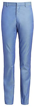 Relaxed Skinny Pants - Blue Green - Size 52 (42)
