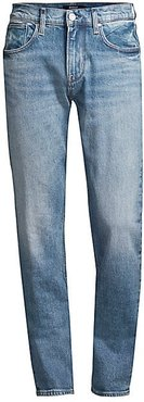 Blake Slim-Fit Straight Jeans - Technical - Size 32