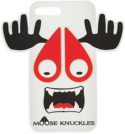 Munster iPhone X Case - White