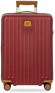 Capri 21-Inch Spinner Expandable Luggage - Bordeaux