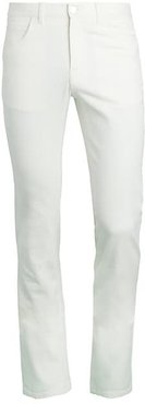Slim-Fit Jeans - White - Size 32