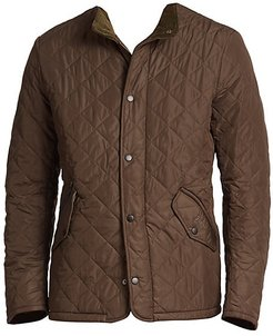 Flyweight Quilted Jacket - Olive