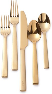 Academy Five-Piece Place Setting - Gold