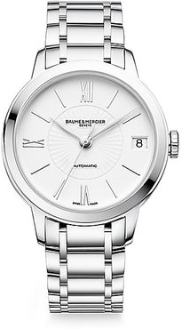Classima Stainless Steel Bracelet Watch - Silver