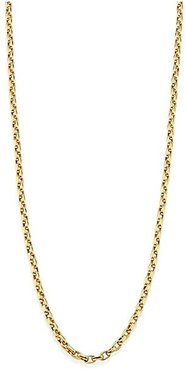 18K Yellow Gold Chain - Gold