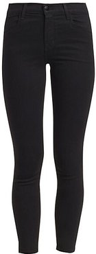 Alana High-Rise Crop Jeans - Vanity - Size 30 (8)