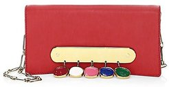 Candy Bar with Coins Convertible Clutch