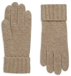 Cashmere Gloves - Nile Brown