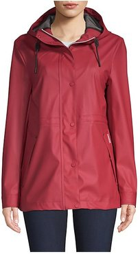 Original Rubberized Jacket - Military Red - Size Large