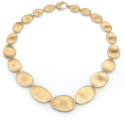 Lunaria 18K Yellow Gold Necklace - Gold