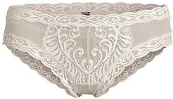 Feathers Hipster - Cameo Rose - Size Medium