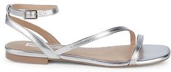 Ono Metallic Strappy Sandals