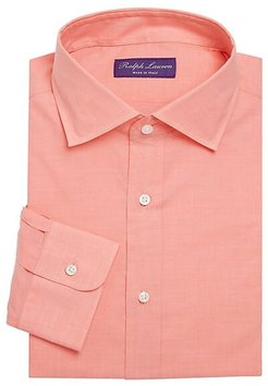 Soft Cotton Dress Shirt
