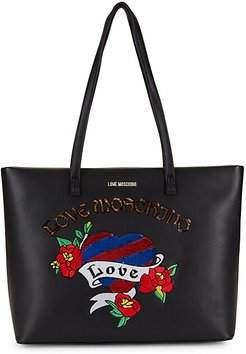 Hearts & Roses Tote
