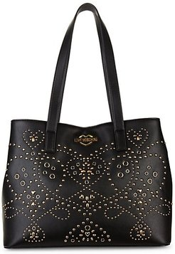 Small Embellished Tote