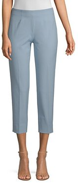 Audrey Stretch Cropped Pants