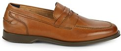 Flemming Leather Penny Loafers